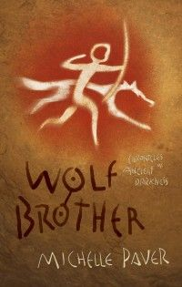 Wolf Brother by Michelle Paver. Book 1 in the Chronicles of Ancient Darkness series.