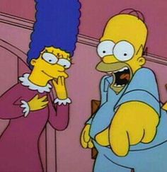 Simpsons pointing at YOU Simpsons Cartoon, Cartoon Icons, Cartoon Memes, Funny Memes, Homer And Marge, Homer Simpson, Simpson Wallpaper Iphone, Cartoon Wallpaper, Vintage Cartoon