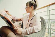 The Fashion Journalist: Fashion Inspiration: Wildfox Pyjama Party