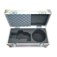 Case for a Single Profoto Head with Zoom Reflector made out of 6mm Gret PVC from Best Flight Case.