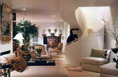 Kalef Alaton, Architectural Digest, February 1987.[dallasalaton4joined.jpg]