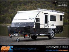 XT10-DB (4 BERTH) EXPEDITION SERIES OFFROAD CARAVAN HYBRID CAMPER ...