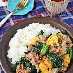 Japanese Food, Paella, Mashed Potatoes, Curry, Food And Drink, Rice, Dishes, Cooking, Ethnic Recipes