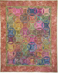 Laundry Basket Quilt Patterns: Crystal Ball
