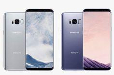 Samsung anuncia Galaxy S8 e S8 Plus com Bixby, seu novo assistente virtual.