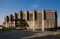 Igreja da Vila Madalena / Joaquim Guedes (Rua Girassol - Vila Madalena, São Paulo, Brazil) #architecture