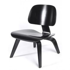 Black, White and Leather – Repro Eames DCW chair black £179 free delivery