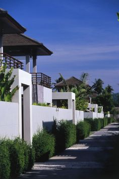 With an extraordinary spa, an award winning restaurant and individual compounds for each guest, #AKAHuaHin has set the accommodation bar so high that few people venture out once they are in residence.  #Asia #luxuryhotels
