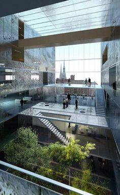Linear #modernarchitecture
