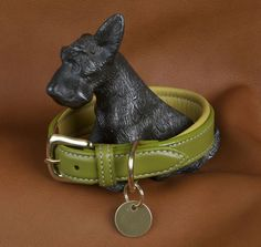 Dog Collar from Pinnell Custom Leater