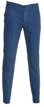 BRIGLIA 1949 Briglia 1949 Men's Blue Cotton Pants.