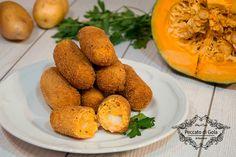 Le crocchette di zucca, uno dei tantissimi modi per cucinare l'ingrediente autunnale per eccellenza. Delicatamente dolci, golosamente fritte: da fare!