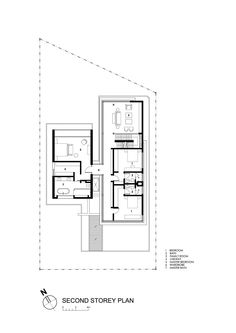 Travertine Dream House by Wallflower Architecture + Design 20