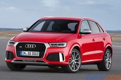 Audi Q3 RS.