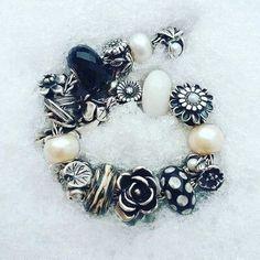Elegant and beautiful trollbeads bracelet. Love it!