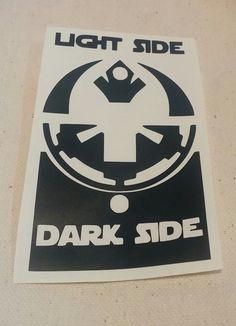 Star Wars Light Switch Decal