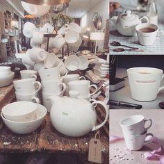 WIN // Tea for two and two for tea... Wij geven er 4 weg! Like & Win! #keithbrymerjones #win #shop #home #tea #gift #atelier8 #haarlem