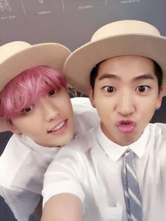 Sandeul and Baro - B1A4