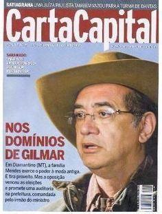 SUPLICY: 'GILMAR MENDES E FAMÍLIA OS GRANDES  OCUPADORES DE TERRAS INDÍGENAS '   gravíssimo, COMPARTILHE! DENUNCIE AO MUNDO!