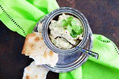 Hummus Mit Koriander