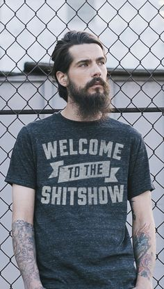 welcome to the shitshow tshirt
