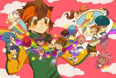Watching Inazuma Eleven, I'm constantly amazed by how much I enjoy children's sports anime. The dub is reminiscent of American cartoons. It reminds me of Codename: Kids Next Door.