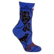 Newfoundland Socks Blue UK Size 7 to 10 Bolster Cushions, Tapestry Bag, Novelty Socks, Newfoundland, Dog Design, Search, Dogs, Gifts, Blue