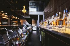 behind the bar - Google Search