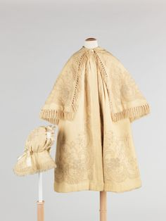 1880-1890 silk and wool