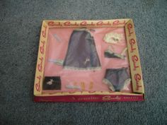 Pedigree Sindy Undie-World Outfit In Original Box