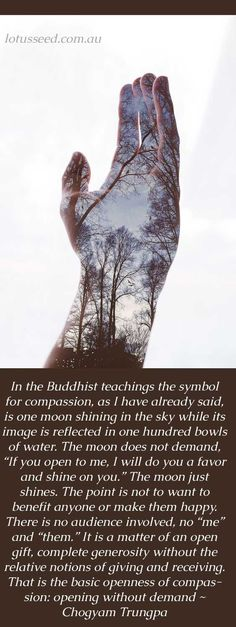 The moon doesn't shine for someone, just shines.
