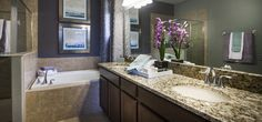 Selling Your Home: How to stage a bathroom for showings #opendoor #blog #sellinghome