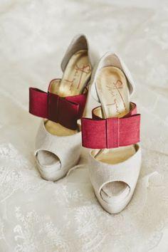 Walter Steiger heels | A Crimson Kiss: www.acrimsonkiss....