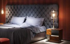 Baxter Bed. Luxury Italian Furniture From Baxter. Modern Home Design.