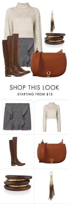 """gorgeous boots"" by cecilia-morgen ❤ liked on Polyvore featuring MANGO, Diesel, Vince Camuto, Marni and NEST Jewelry"