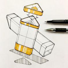 Random forms. #id #industrialdesign #idsketching #productdesign #design…