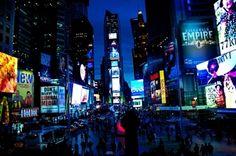 NYC CONCRETE JUNGLE WHERE DREAMS ARE MADE OF <3...