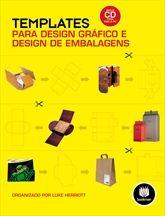 Templates para Design Gráfico e Design de Embalagens - Volume 1