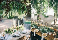 2017 Wedding Trends: 100 Greenery Wedding Decor Ideas | Deer Pearl Flowers - Part 3