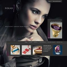 Fashion Web Design that rocks!