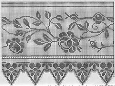 Patterns and motifs: Crocheted motif no. 276