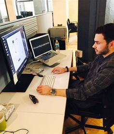 Meet Ryan, our Creative Director. When Ryan's not busy creating some of the best sites around, you can find him looking up the latest news in technology, business, and fast cars. Expect Ryan to constantly have the latest Apple products by his side.