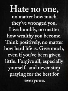 Think positively, no matter how hard life is. Now Quotes, True Quotes, Great Quotes, Quotes To Live By, Motivational Quotes, Inspirational Quotes, Who Am I Quotes, Qoutes, Hard Quotes