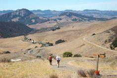 Stenner Creek Trail to The Eucs in San Luis Obispo