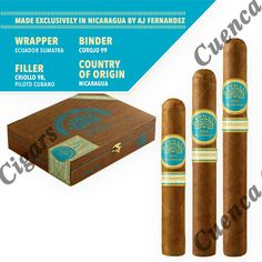 Shop Now H Upmann Nicaragua A.J. Fernandez Robusto Cigars - Natural Box of 20 | Cuenca Cigars  Sales Price:  $130.6