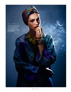 nice Elle Holanda | Editorial Moda Março 2013 | Elise Smidt e Femke Oosterkamp por Pablo Delfos