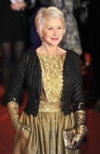 Without fail Helen Mirren always carries it off