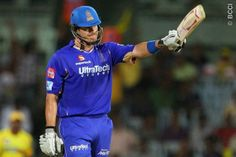 Rajasthan Royals today announced Shane Watson as the captain for the upcoming Pepsi Indian Premier League 2014. Shane Watson has been with the Royals since the inaugural season in 2008 and contributed to the team at all levels. Rahul Dravid, who retired from all forms of cricket in 2013, will be involved in all aspects of cricket strategy - mentoring the team and guide youth and talent development initiatives for the franchise.