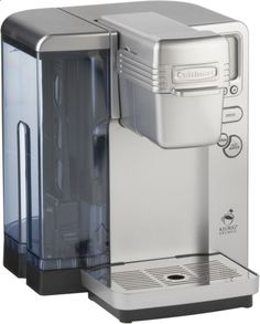 Cuisinart Single Serve Coffee Maker in Coffee Makers | Crate and Barrel