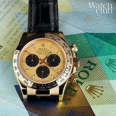 Nice to see Rolex paying homage to the great 70's Daytona 6265